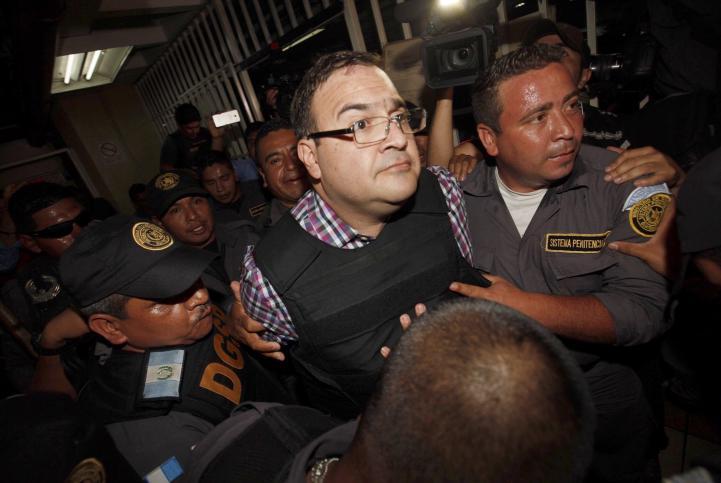 Duarte pospone decidir si acepta extradición; le dictan prisión preventiva