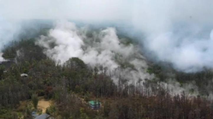 Hawai: volcán Kilauea podría explotar próximamente