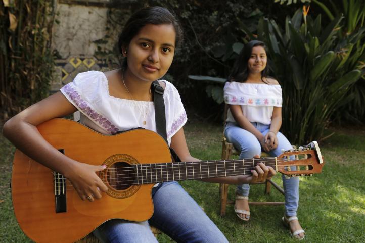 Las Hermanas García, las nuevas voces del bolero, estarán en reinauguración de Plaza de las Artes