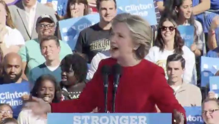 Último día de campaña presidencial en Estados Unidos