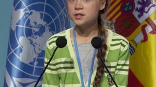 Hay esperanza, pero viene del pueblo, no de los gobiernos y las empresas: Greta Thunberg