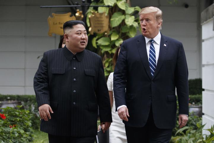 Trump y Kim no alcanzan acuerdo en cumbre de Vietnam