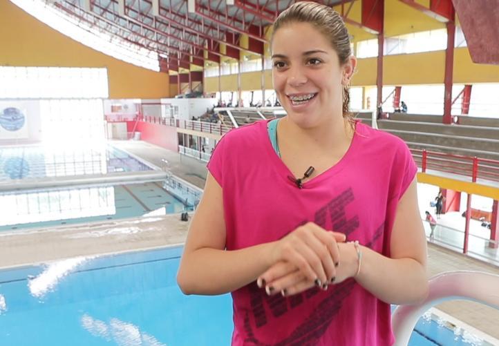 Alejandra Orozco por sus segundos Juegos Olímpicos