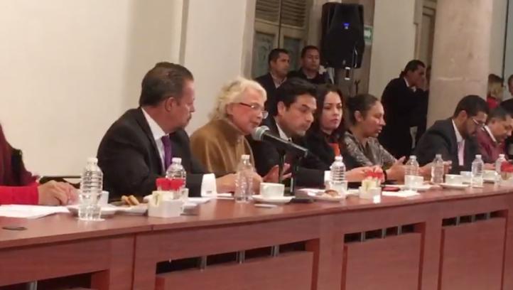 Olga Sánchez Cordero donará su sueldo íntegro