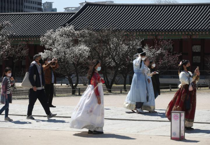 Corea del Sur experimenta un aumento de los casos por Covid-19