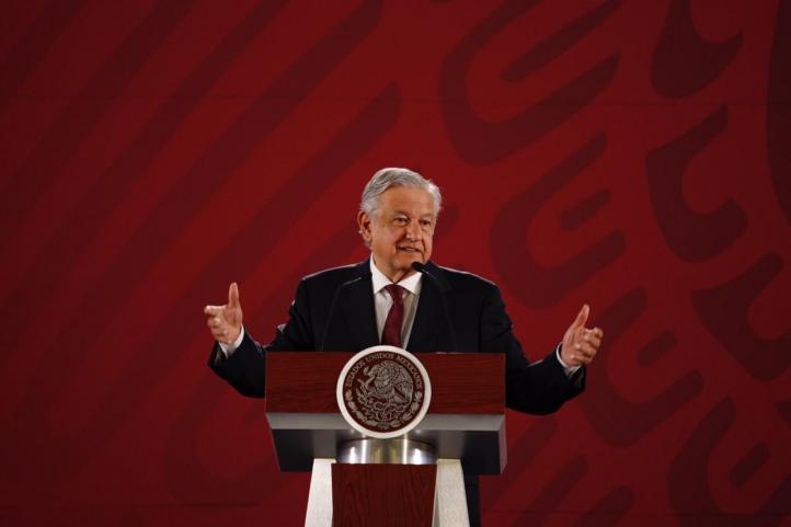 Pensión y personal para expresidentes costaba 50 mdp: AMLO