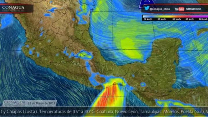 Pronóstico del tiempo para el 21 de marzo