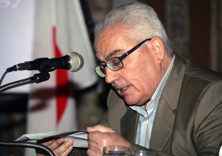 EI decapita en público a eminente arqueólogo de Palmira