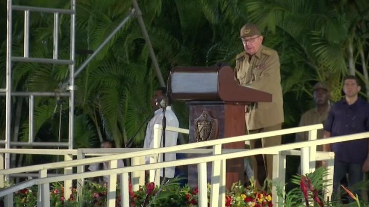 Cuba celebra el 65 aniversario del Asalto al Cuartel Moncada