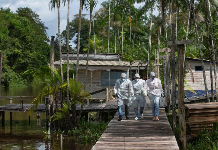 Muerte y negación en la capital de la Amazonía brasileña