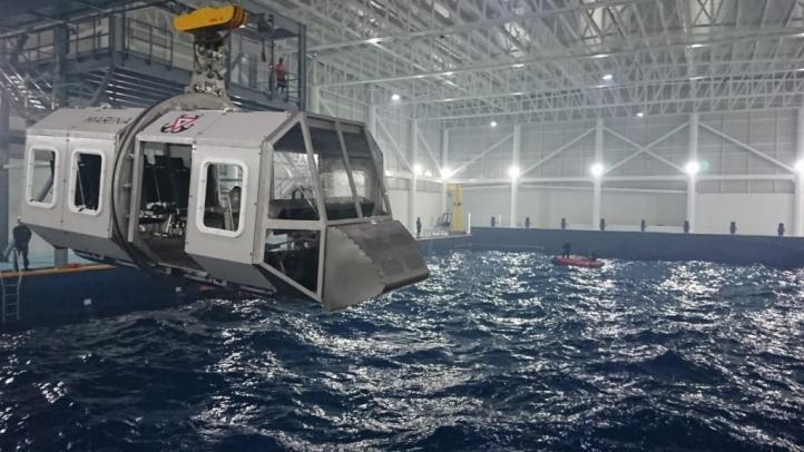 Simuladores ayudan a capacitar pilotos aeronavales