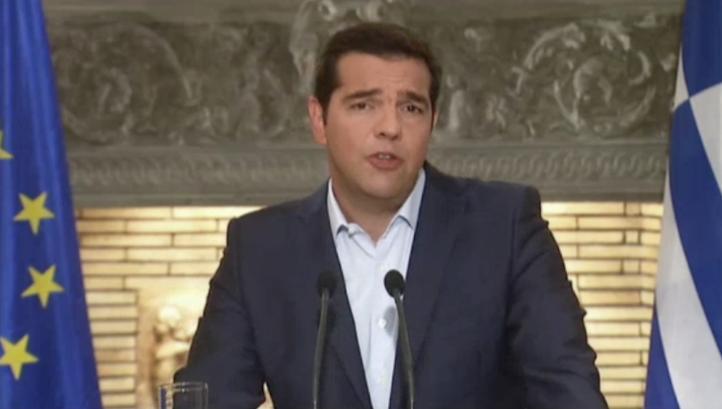 Renuncia Alexis Tsipras y convoca a elecciones anticipadas