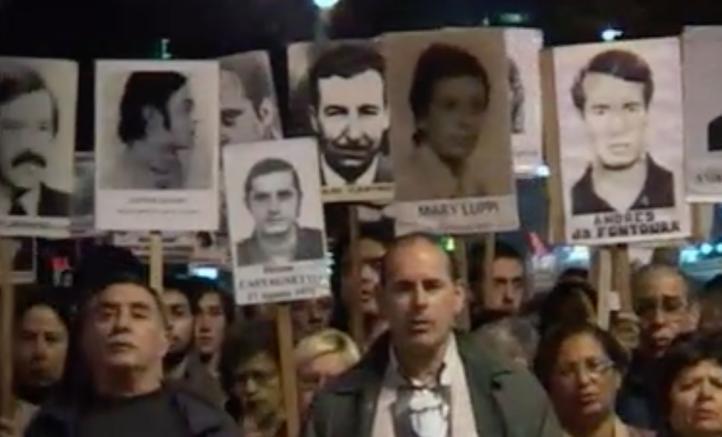 Familiares de desaparecidos uruguayos mantienen su lucha