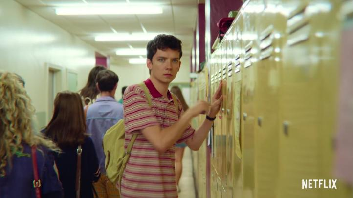"Netflix Lanza un tráiler final de ""Sex Education"""