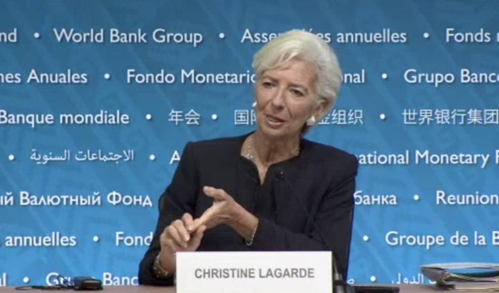 La relación entre América Latina y el FMI ha cambiado para bien: Lagarde
