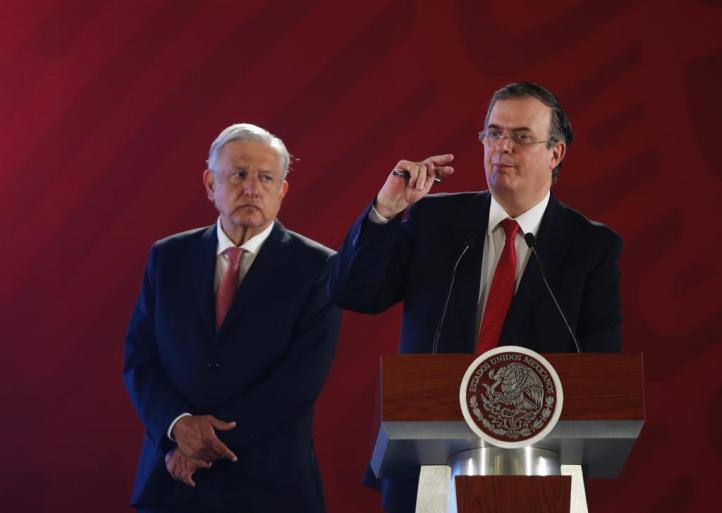 Atención a mexicanos en el extranjero será proactiva: Ebrard