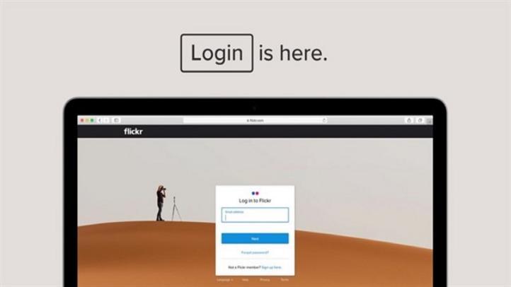 Flickr permitirá a sus usuarios identificarse son correo de Yahoo