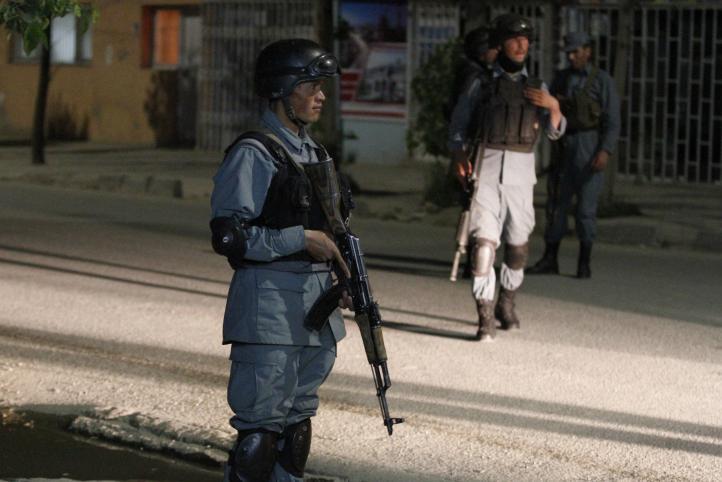 Ataque contra hotel en Kabul deja 5 muertos
