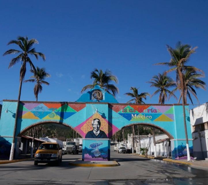 Prisión de las Islas Marías se convertirá en un centro de arte