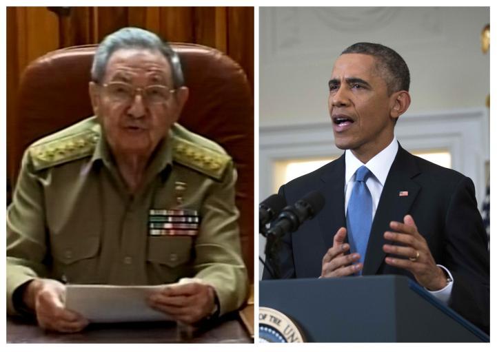 Cuba y EU reestablecen relaciones diplomáticas