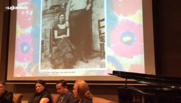 Dan a conocer audio de la presunta voz de Frida