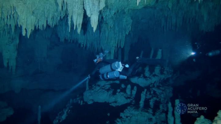 La caverna inundada más grande del mundo