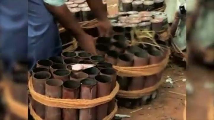 Incendio en la India cobra la vida de más de 100 personas