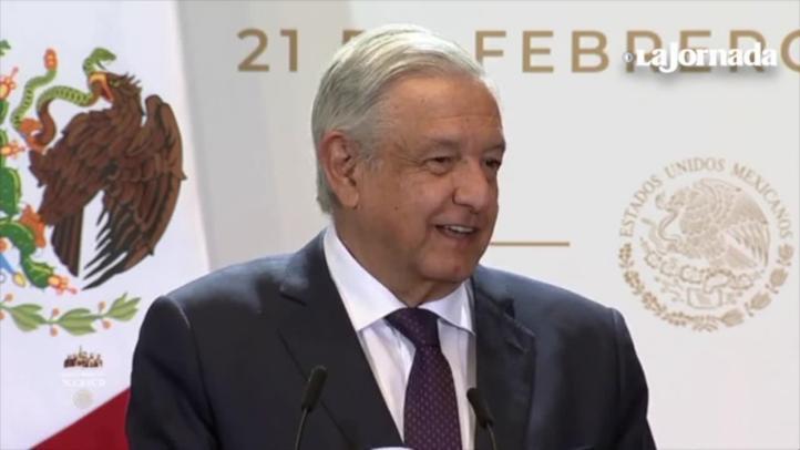 Anuncia López Obrador construcción de termoeléctrica en BCS