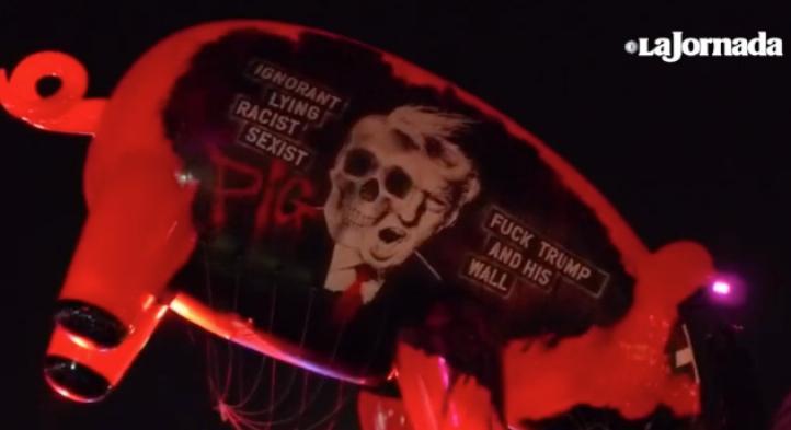 Roger Waters critica a Trump en concierto en California