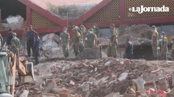 Juchitán, la zona más afectada por el sismo en México
