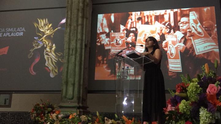Las autoridades criminalizan a las víctimas: hermana de Rubén Espinosa