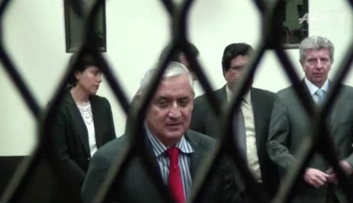 Otto Pérez acusa a Estados Unidos de injerencia política