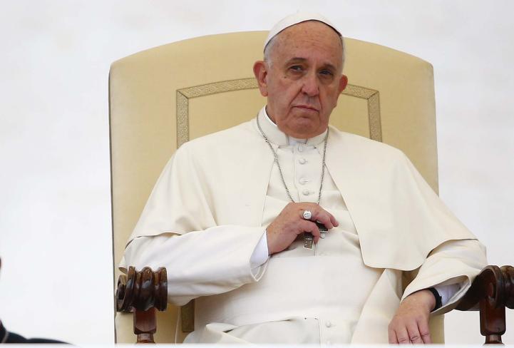 El Papa expresa dolor por estudiantes desaparecidos en México