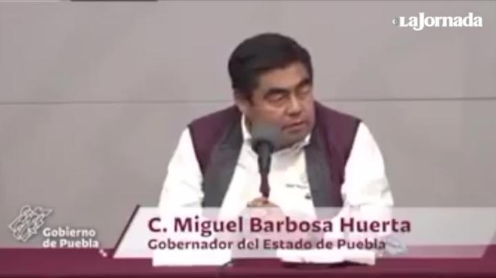 Los pobres somos inmunes al coronavirus; afecta a los ricos: Barbosa