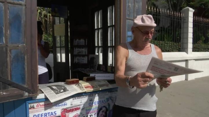 Cubanos, optimistas con el nuevo presidente