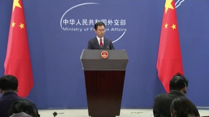 China llama al diálogo para resolver crisis venezolana