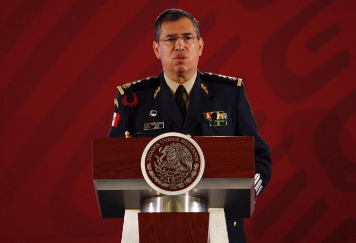 Luis Rodríguez Bucio, comandante de la Guardia Nacional