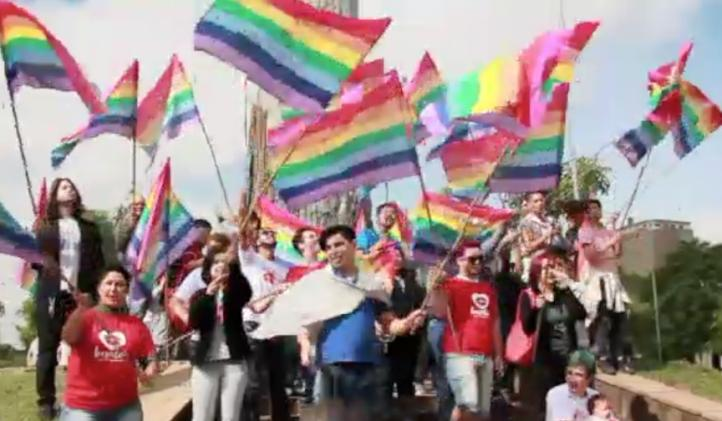 Celebran el Día internacional contra la homofobia