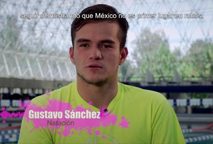 Capital de campeones: Gustavo Sánchez