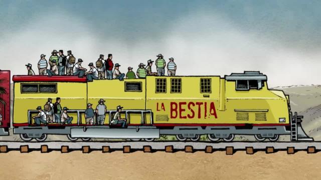 Las Bestias, por Hernández