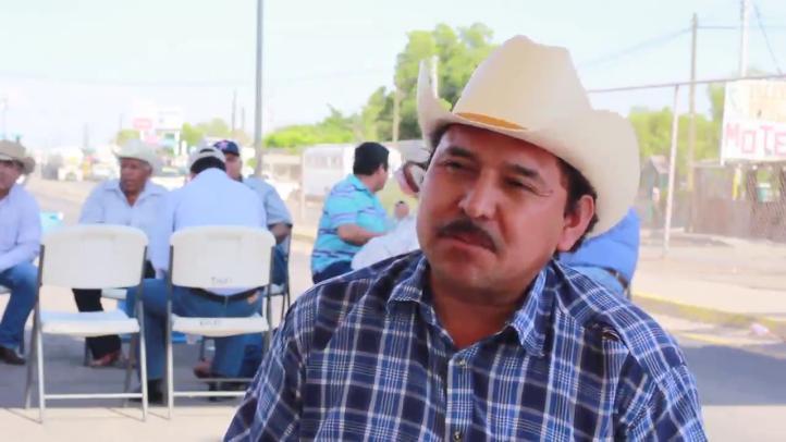 Entrevista con Mario Luna, dirigente yaqui encarcelado