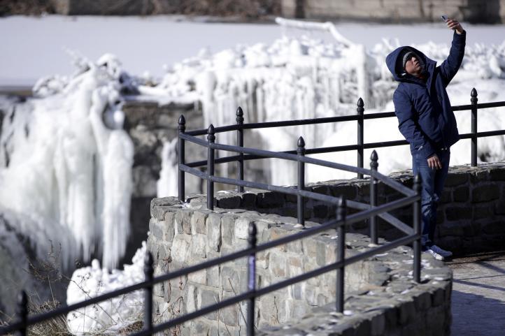 Se registran bajas temperaturas en Estados Unidos
