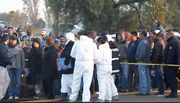 Piden a familiares ayudar a identificar a víctimas de explosión