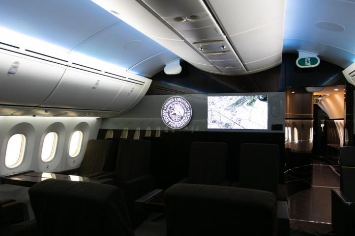Hubo propuestas de compra de avión presidencial; ninguna formalizó: Banobras