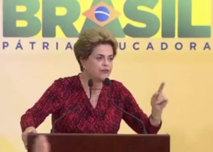 Invalidan sesión donde se votó el juicio político contra Rousseff