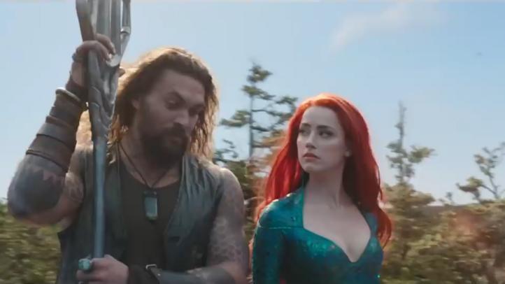 'Aquaman' conquista los siete mares y la taquilla mundial