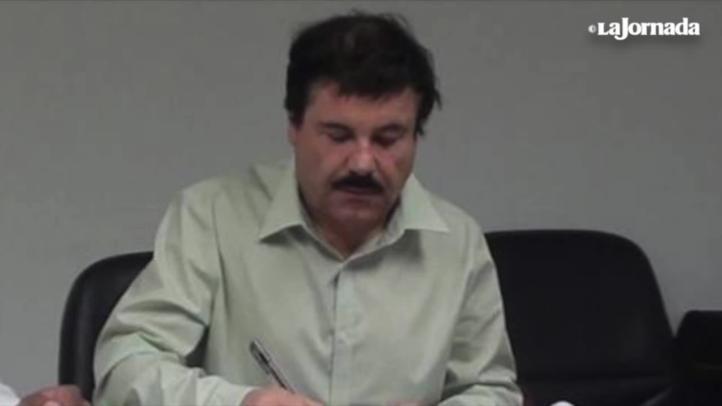 Audio: El Chapo habla con un distribuidor en EU sobre el envío de drogas