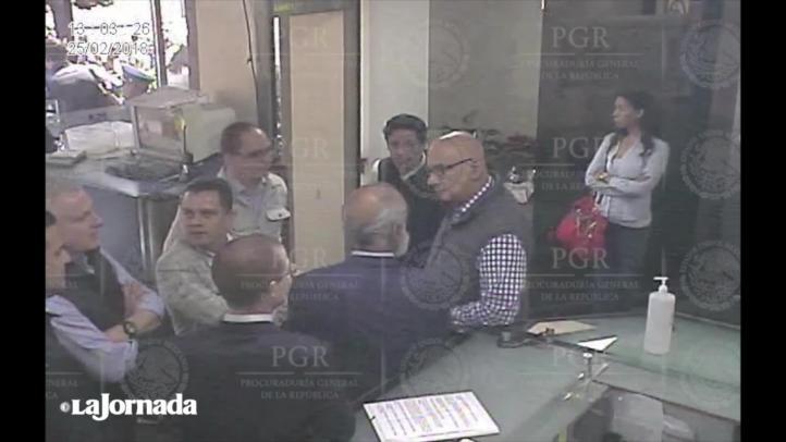 PGR difunde video de funcionario ofreciendo a Anaya la posibilidad de declarar