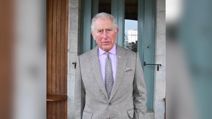 El príncipe Carlos de Inglaterra da positivo en Covid-19