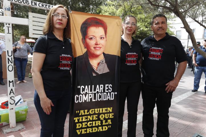 A un año del asesinato de la periodista Miroslava Breach